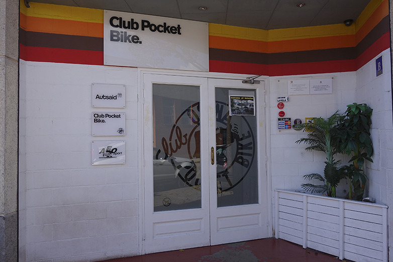 Club Pocket Bike
