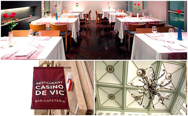 Restaurant Casino de Vic